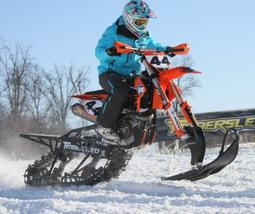 Shayla Fulfer – Talks Snow Bike