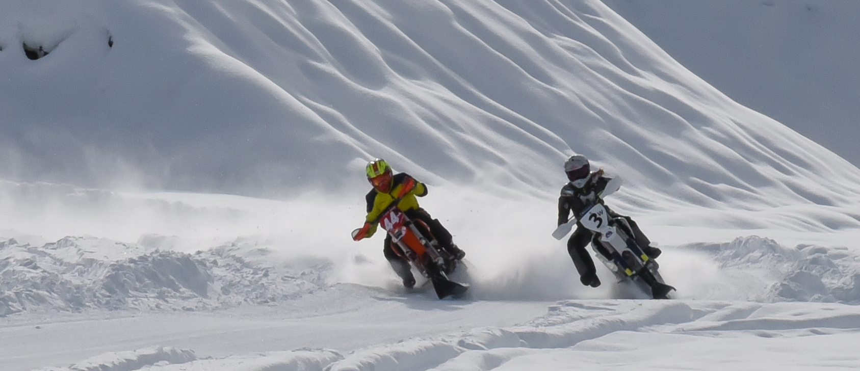 2018 NASBA National Championship Snow Bike Series