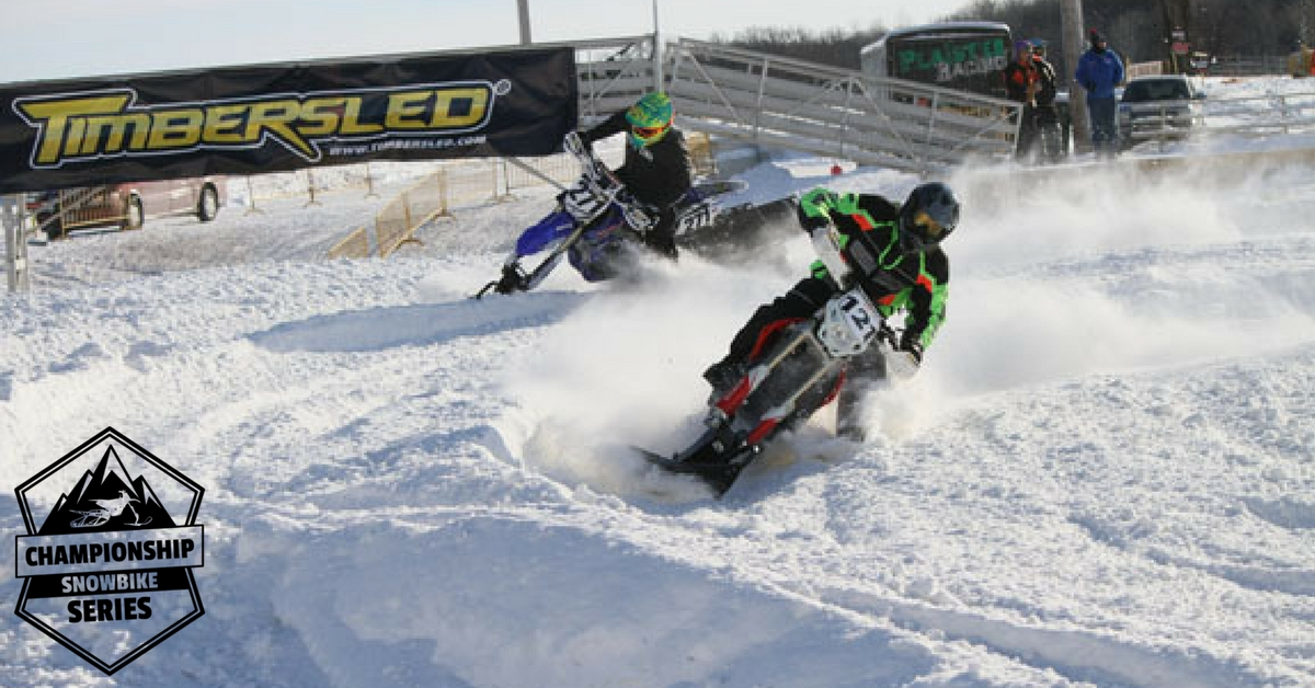 Snow Bike Racing Is Coming To Legendary Quadna Mountain Park