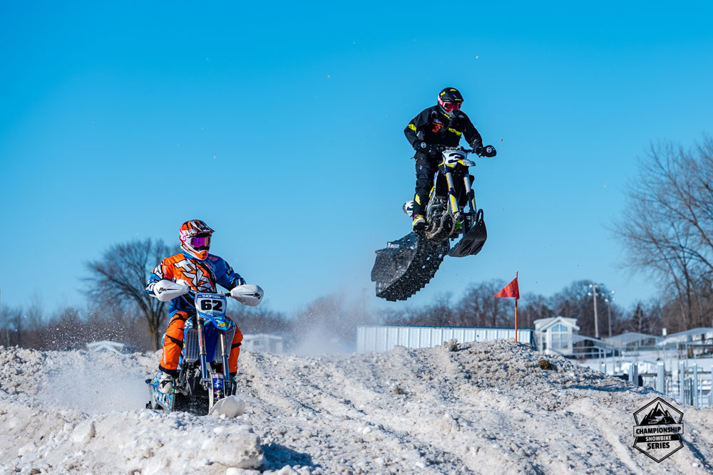 Harris Huizenga – Making of a Hot Rod Snow Biker