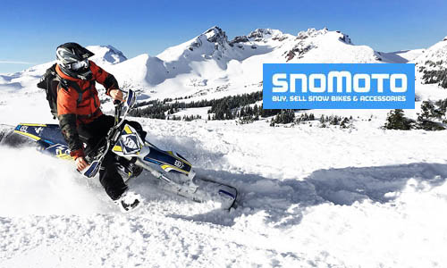 SnoMoto: A Hub To All Things Snow Bike