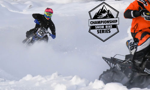 Cory Graffunder - Running the Entire AMA Snow Bike Championship Series